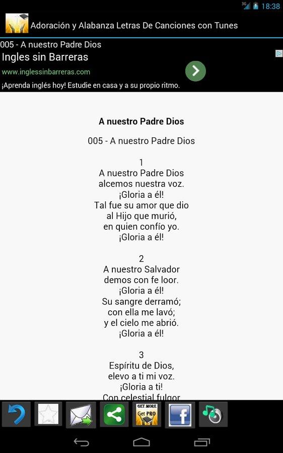 Portugues En Cristianas Canciones