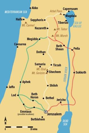 https://i2.wp.com/www.biblicalarchaeology.org/wp-content/uploads/2021/07/Pilgrimage-Map.jpg?resize=312%2C467&ssl=1