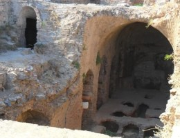 Cave of Seven Sleepers in Ephesus