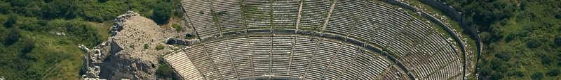 Ephesus Theater Seating