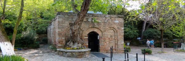 House of Virgin Mary in Ephesus