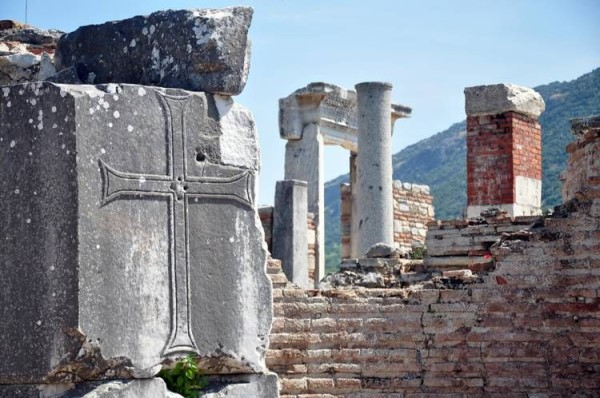 The Double Church of Ephesus