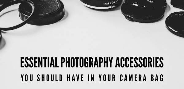 Essential Photography Accessories