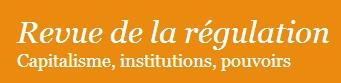 000075Revue de la régulation - Capitalisme, institutions, pouvoirs