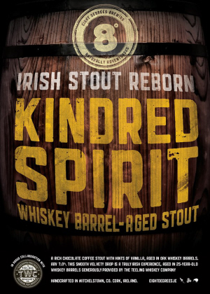 Kindred Spirit from Eight Degrees Brewing