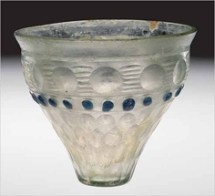 Sasanian glass