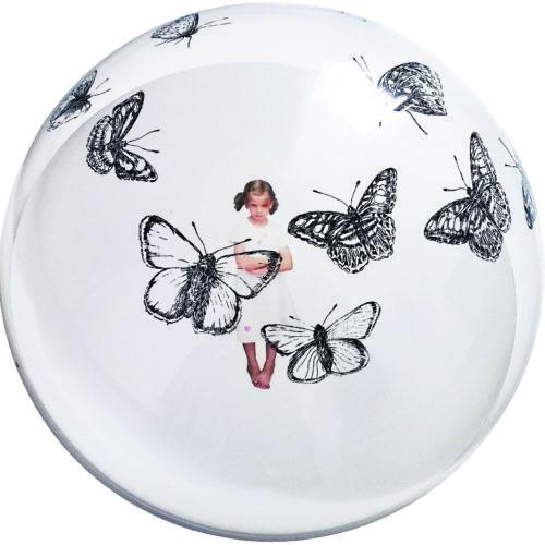 A.Gandini, Campana di vetro - 2005 40 cm diametro