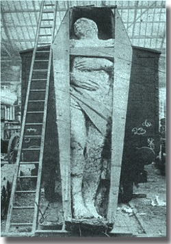 Giant discovered in Ireland
