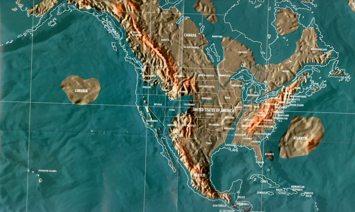 Map showing the fall of rain and mean annual temperature with the mountains, plains & river systems of the united states. Future Navy Map Of Earth Future Map Of The World Earth Changes Hopi Waterline Earth Changes Map The 5th Dimension