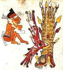 Códice Borgia Plate 66
