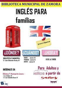 Inglés para familias