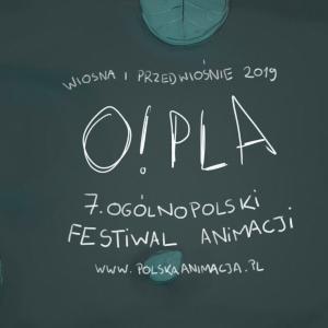 Ogólnopolski Festiwal Animacji O!PLA