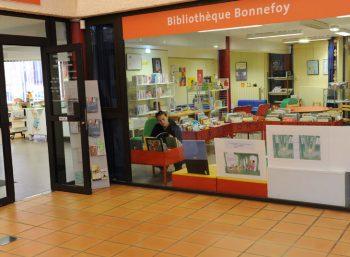 reseau des bibliotheques de quartier