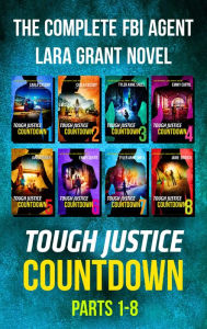 Review: Touch Justice: Countdown (part 1 of 8) by Carla Cassidy
