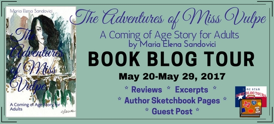 Adventures of Miss Vulpe Blog Tour
