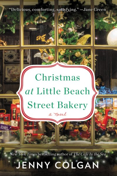 Review: Christmas at Little Beach Street Bakery by Jenny Colgan