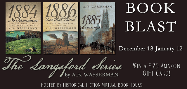 Spotlight: The Langsford Series, by A.E. Wasserman – with Giveaway