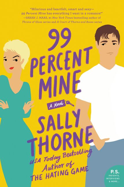 Review: 99% Mine, by Sally Thorne