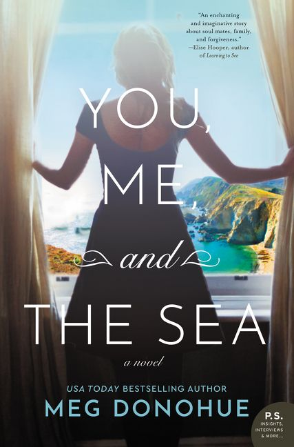 Review: You, Me and the Sea, by Meg Donohue
