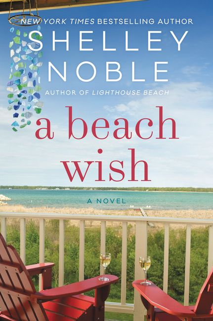 Review: A Beach Wish, by Shelley Noble