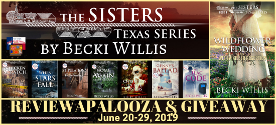Review: Genny's Ballad (The Sisters #5) by Becki Willis (with Giveaway!)
