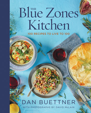 Review: The Blue Zones Kitchen, by Dan Buettner