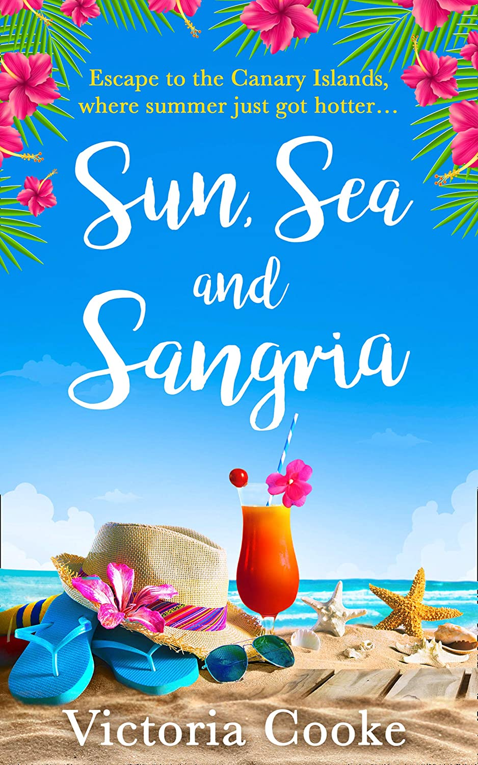 Sun, Sea and Sangria, by Victoria Cooke