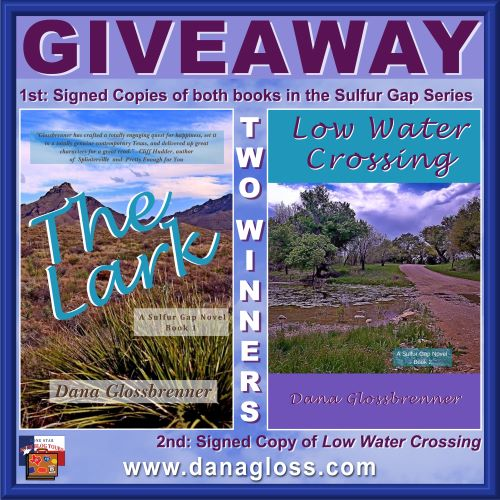 Review: Low Water Crossing, by Dana Glossbrenner