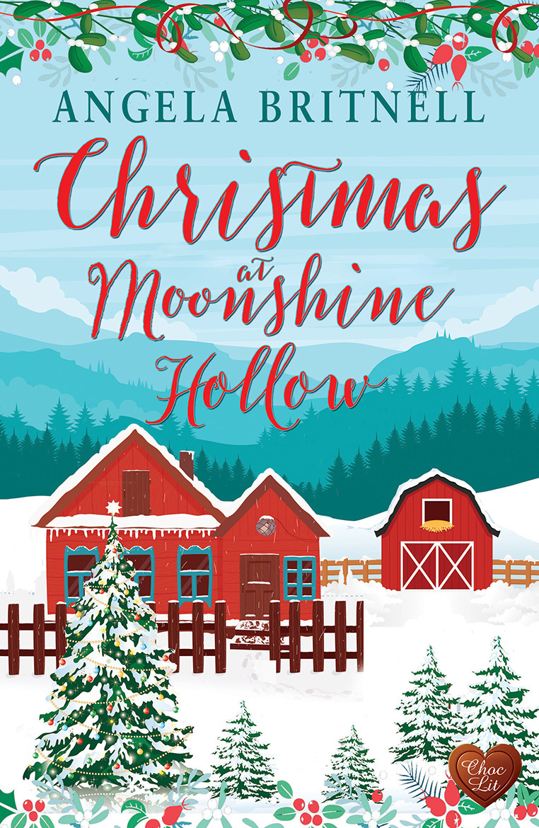 Review: Christmas at Moonshine Hollow, by Angela Britnell