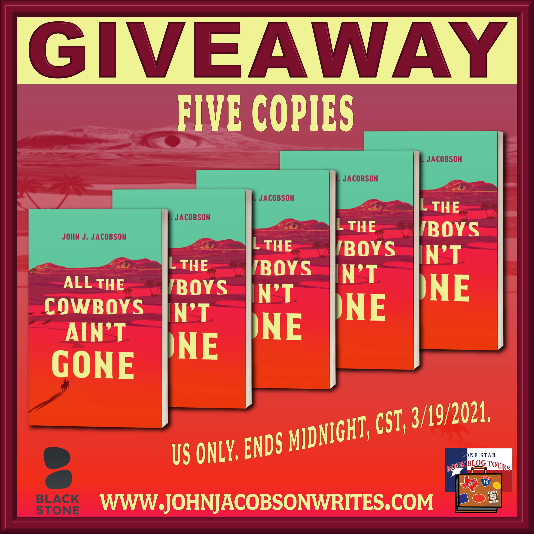 Review: All the Cowboys Ain't Gone, by John J. Jacobson – Giveaway