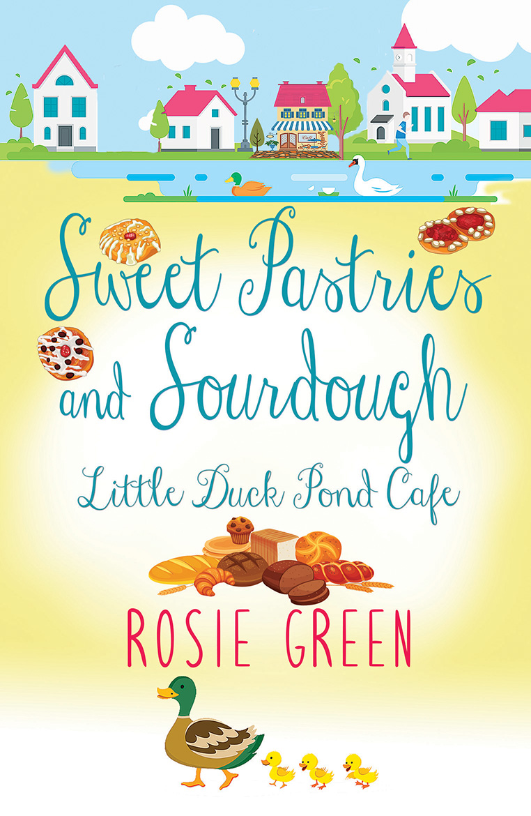Review: Sweet Pastries and Sourdough at the Little Duck Pond Cafe, by Rosie Green