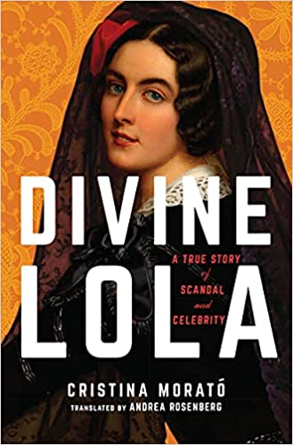 3-chapter Review: Divine Lola by Cristina Morato (translated by Andrea Rosenberg)