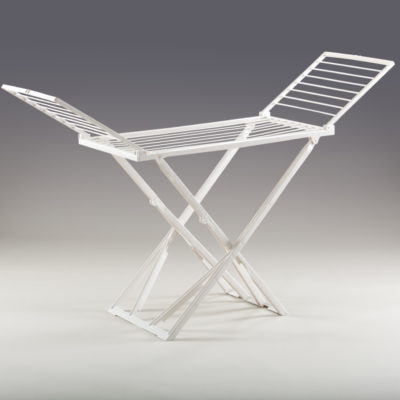 plastic clothes drying rack made in