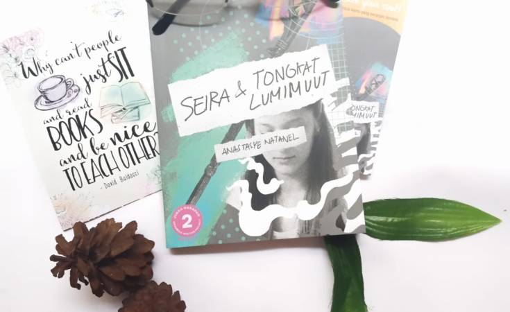 Review novel Seira & Tongkat Lumimuut