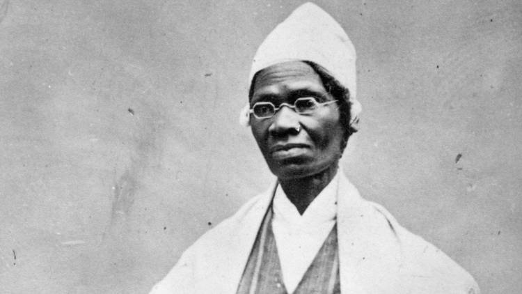 Perempuan kuat - Sojourner Truth.