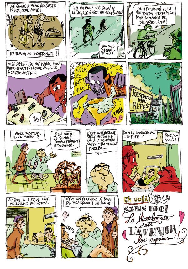bicarbo mon amour03 - le bicarbonate vu par Unter