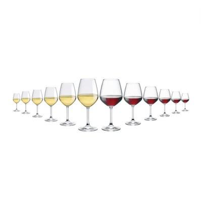Bormioli i più venduti bicchieri da Vino