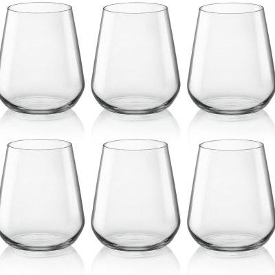 Bormioli i più venduti bicchieri da acqua