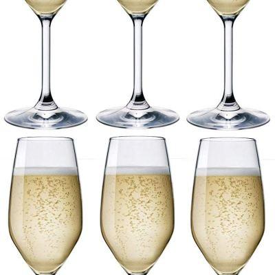 Bormioli i più venduti bicchieri da spumante e champagne