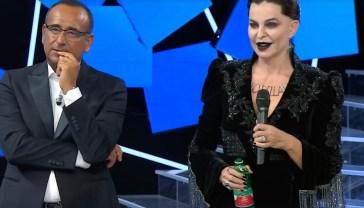 """Alba Parietti imita Damiano dei Maneskin, la guria la stronca: """"Terrificante!"""""""