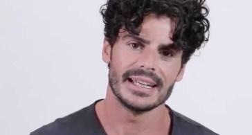 Andrea Casalino per entrare al Grande Fratello Vip ha mentito?