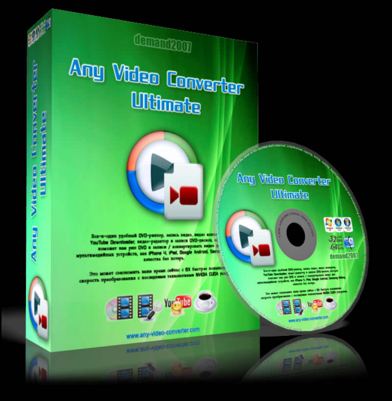 Any Video Converter Ultimate 6 3 3 Crack is Here
