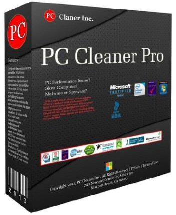 pc cleaner pro license key