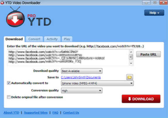 youtube downloader pro crack