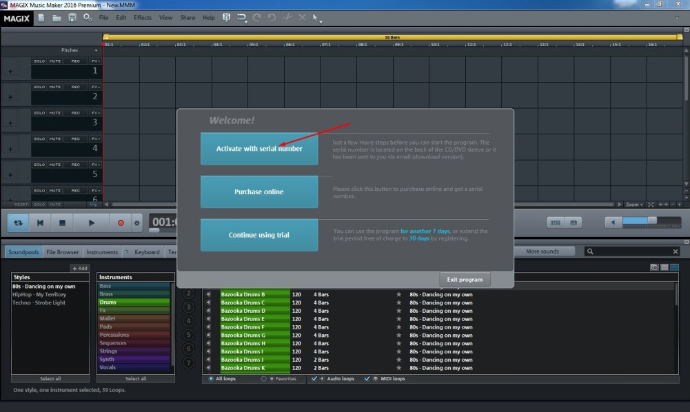 magix music maker Premium crack Pic 20