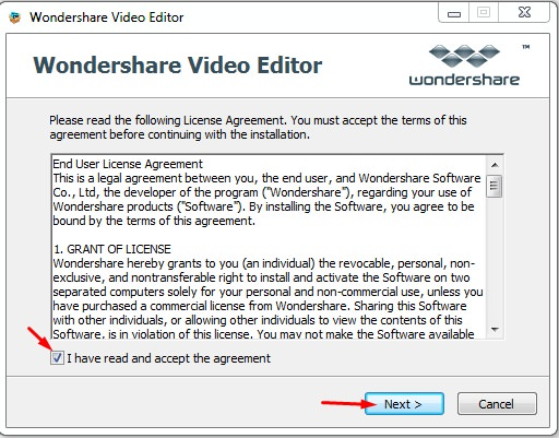 wondershare video editor key Pic 2