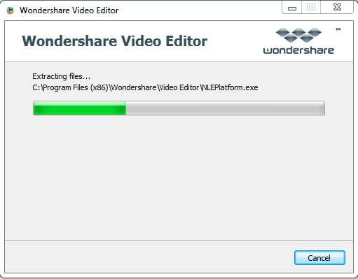 wondershare video editor serial key Pic 4