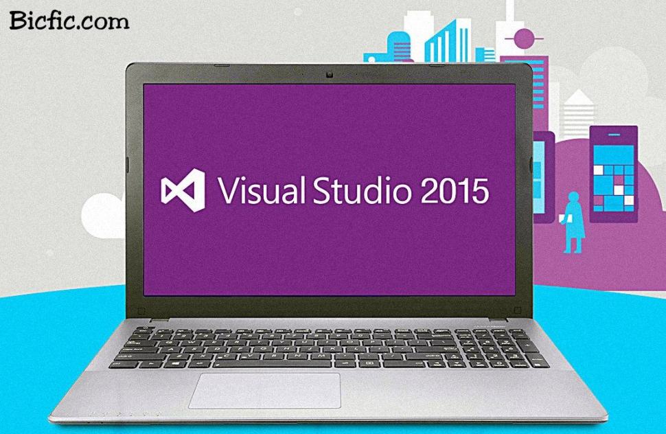 Visual Studio 2015 With Product Key