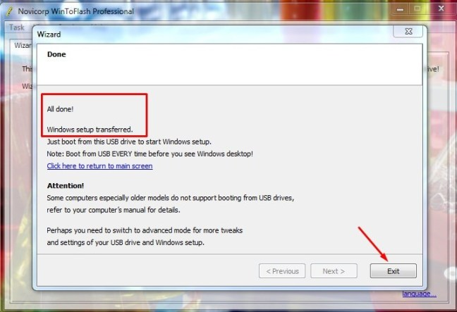 how to make my pendrive bootable Pic 11