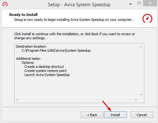 avira system speedup serial key Pic 4